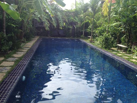 Petit Villa Boutique & Spa: Pool