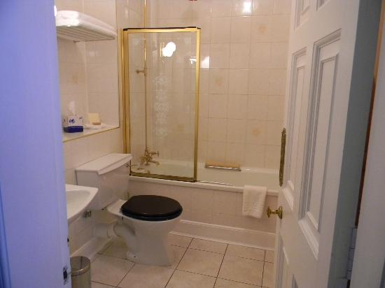 Culloden House: Badezimmer