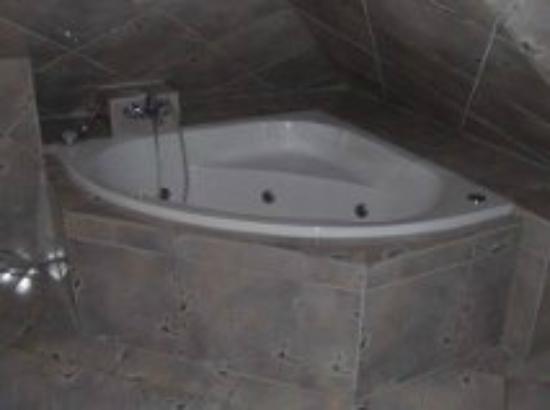 Landhotel Michaelishof: Super de luxe whirlpool