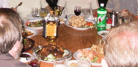 Mayflower Restaurant: Die Bilder sprechen für sich alle im Mayflower gemacht
