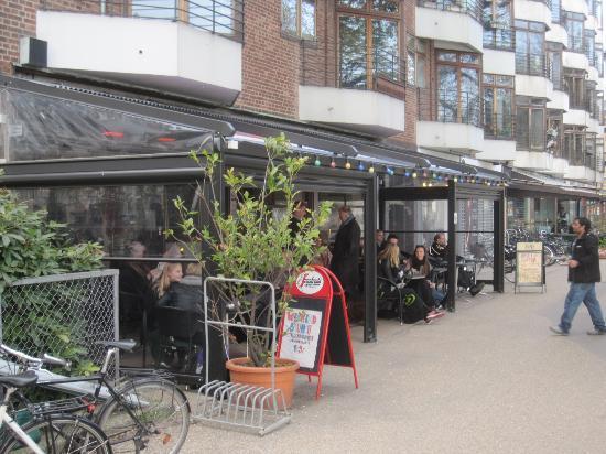 Den Franske Cafe: Den Franske Café