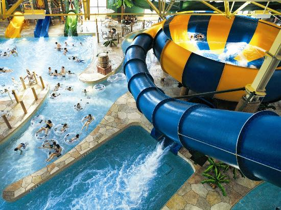 Great Wolf Lodge: Canada Vortex Slide