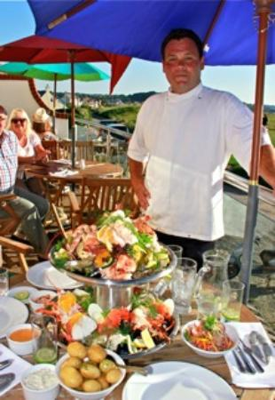 Grande Rocques Bistro: Head Chefs Seafood Platter