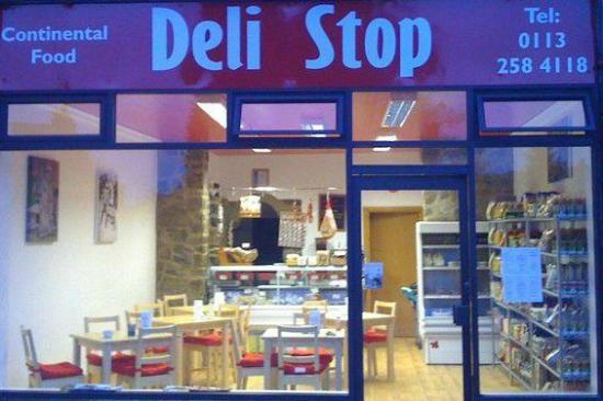 Deli Stop: From the outside