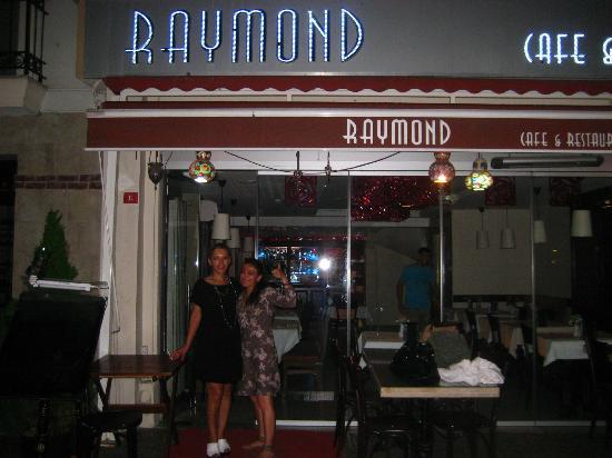 Raymond Blue Hotel: Teşekkürler Raymond