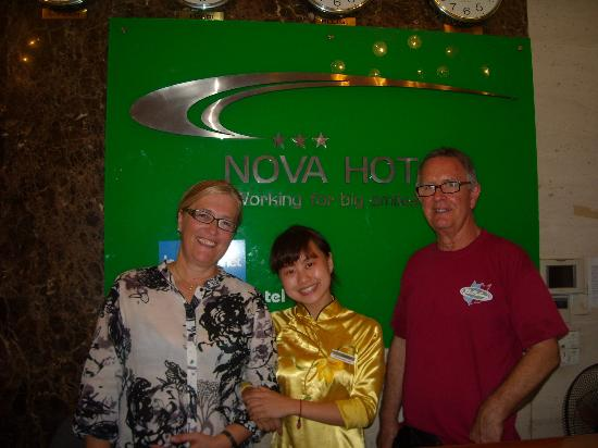 Nova Hotel: Working for Smiles