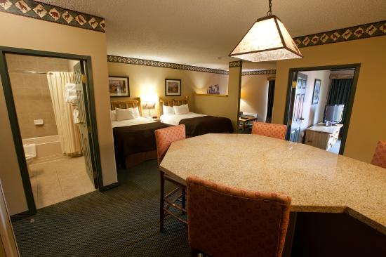 Great Wolf Lodge: Majestic Bear Suite