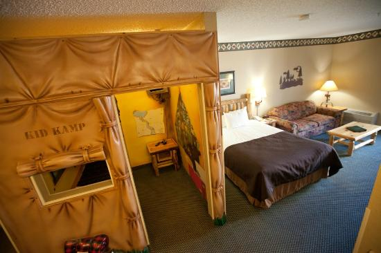 Great Wolf Lodge: Kid Kamp Suite