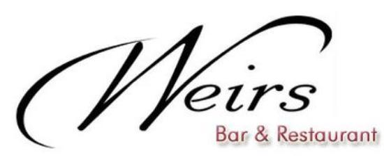 Weirs Bar and Restaurant: Logo