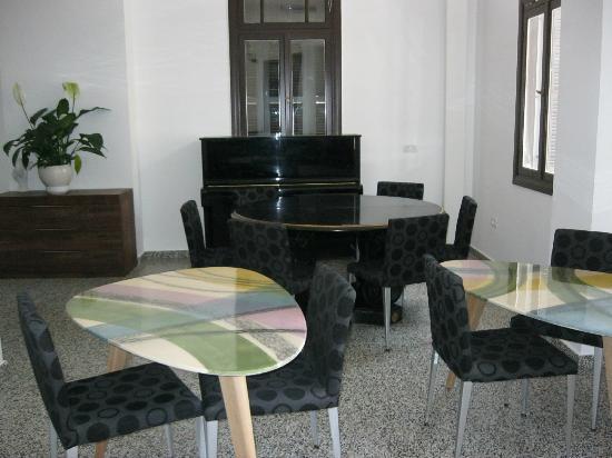 Townhouse Tel Aviv: lobby