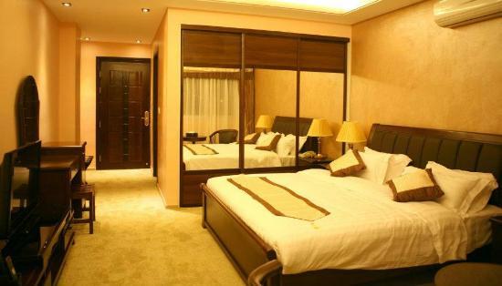 Seven Wonders Hotel - Petra: Superior Room