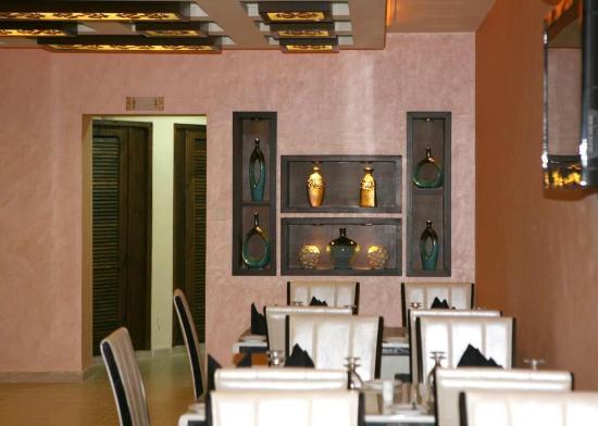 Seven Wonders Hotel - Petra: Restaurant