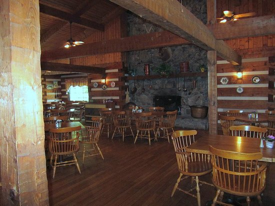 Great Smokies Inn: Restaurant