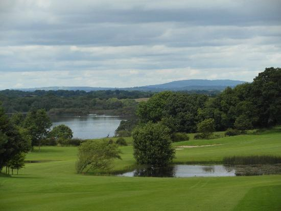 Glasson Country House Hotel & Golf Club: View from 9th green