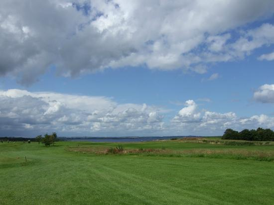 Glasson Country House Hotel & Golf Club: View from 3rd hole