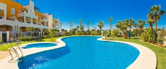 Apartamentos paraiso playa vera spain almeria for Apartamentos en vera almeria