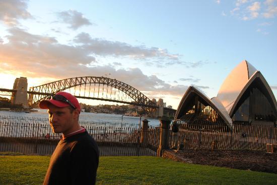 Peek Tours Sydney: What a view!