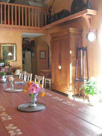 Domaine de la Combotte : Living room