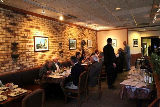 Antonio's Italian Cuisine: Private Dining Area
