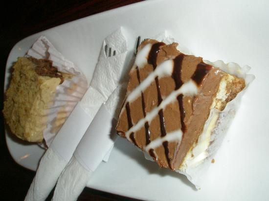 Crepe Heaven : coffee cake