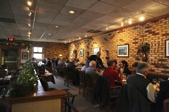 Antonio's Italian Cuisine: Private Dining Area/2nd view