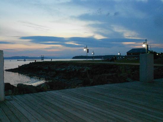 Days Inn Shelburne/burlington: Burlington Waterfront