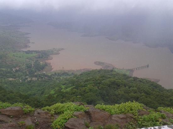ปันช์กานี, อินเดีย: scenic view