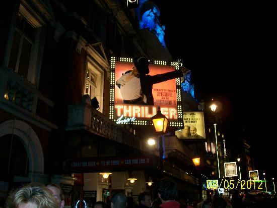 Lyric Theatre London: Thriller evening