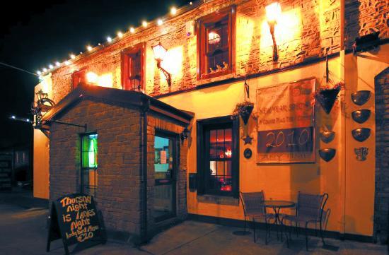 The Washerwomans Hill Restaurant: Great Restaurant