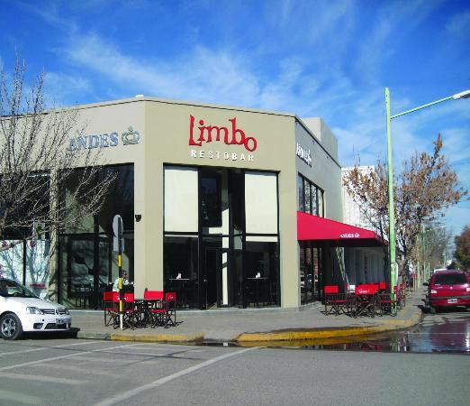 Limbo Restobar: fachada