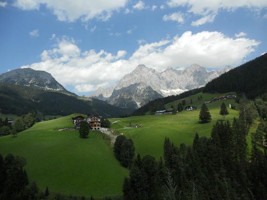 Bergbauernhof Irxner: Wanderung zum Stausee