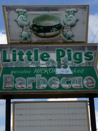 Little Pig's Bar-be-Que