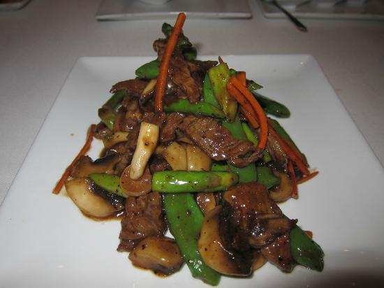 Mack by Chan's: Szechuan Rib Eye