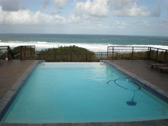 Sunset Beach Resort: Piscina