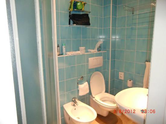 Principe di Piemonte Hotel: bagno