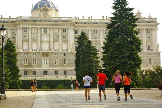 Madrid Outdoor Sports: 'Opera' Square