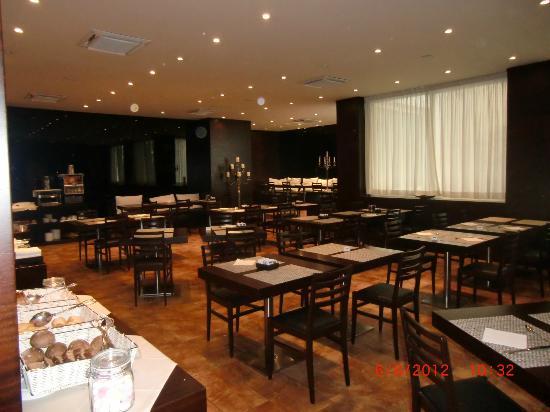 Principe di Piemonte Hotel: sala da pranzo