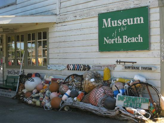 Moclips, WA: The wonderful Museum of North Beach