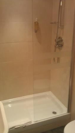 The Pendulum Hotel: Bathroom