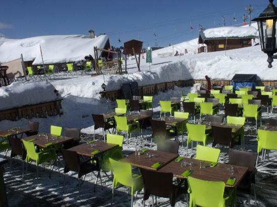 La Cachette Gourmande: L'hiver, tout près des remontées mécaniques, pour une pause gourmande à tout moment de la journé