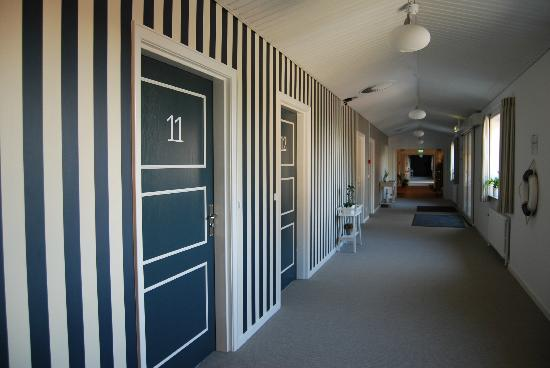 Hotel Hojbyso: corridoio