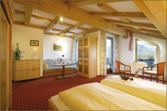 Hotel Steiger Panoramazimmer