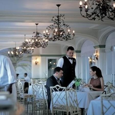 Pergula: Pérgula Restaurant