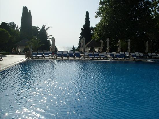 Melia Grand Hermitage : wonderful swimming pool