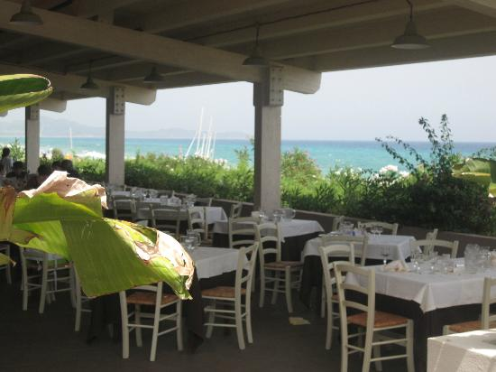 The Free Beach Club : Restaurant Moby Dick