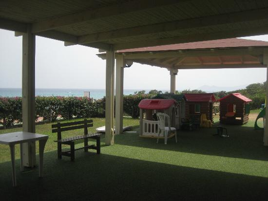 The Free Beach Club : Mini Club