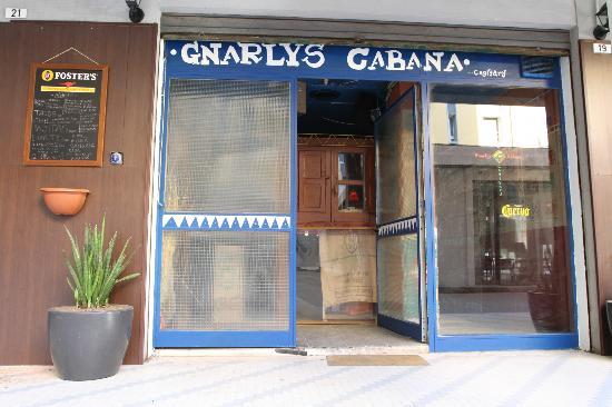 Gnarlys Cabana