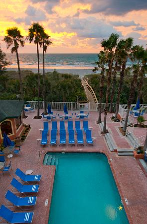 DoubleTree by Hilton Hotel Cocoa Beach Oceanfront: Beautiful Direct Oceanfront Hotel