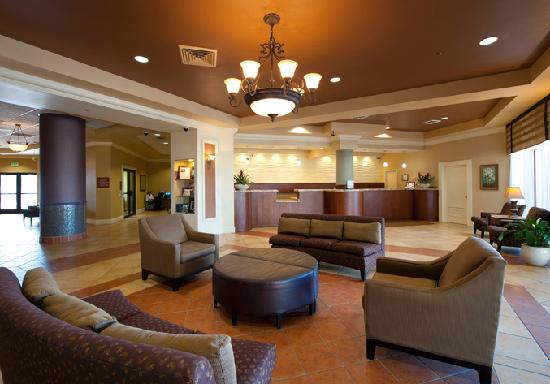 DoubleTree by Hilton Hotel Cocoa Beach Oceanfront: Newly Remodeled Hotel Lobby and Front Desk