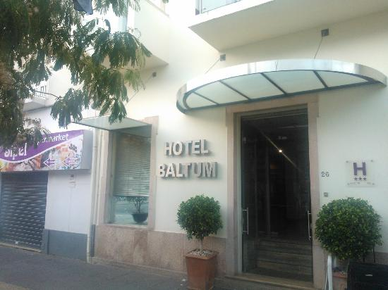 Baltum Hotel Albufeira Review